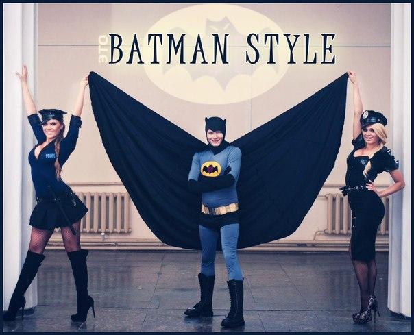 Клип потому что я бэтмен